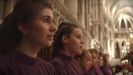 Canterbury Cathedral Girls' Choir - Silent Night