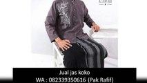 082339350616 baju muslim terbaru koko jas dan cesar terbaru