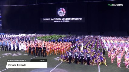 2017 BOA Grand Nationals Finals Awards Ceremony
