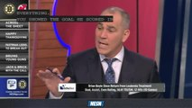 Bruins Face-Off Live: Panel Breaks Down Devils' Lineup
