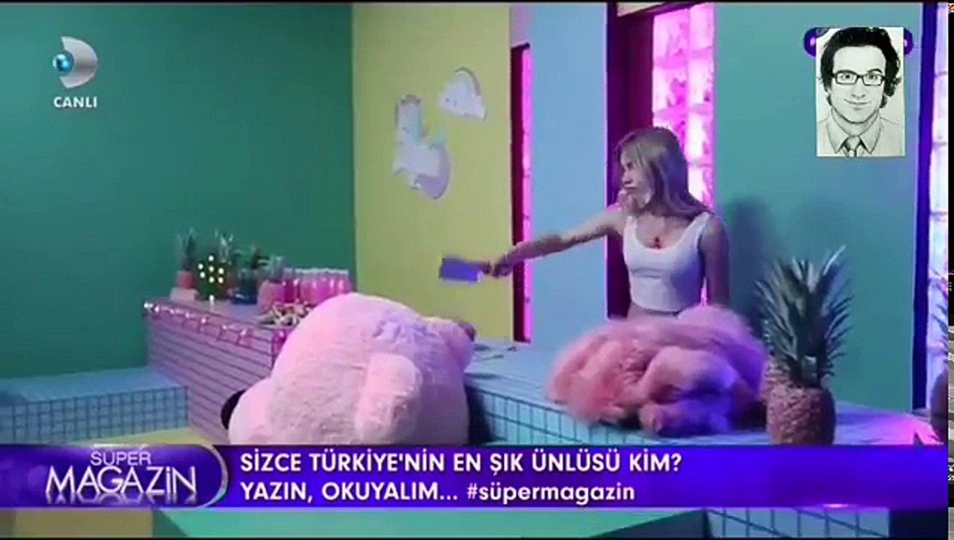 Aleyna Tilki Sen Olsan Bari Yeni Klibi İlk Kez ( Kamera Arkası)