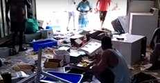 PNG Authorities Trash Manus Island Detention Centre, Refugees Say