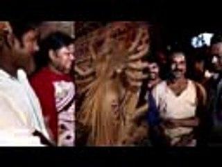 Bappida Attends Durga Udol