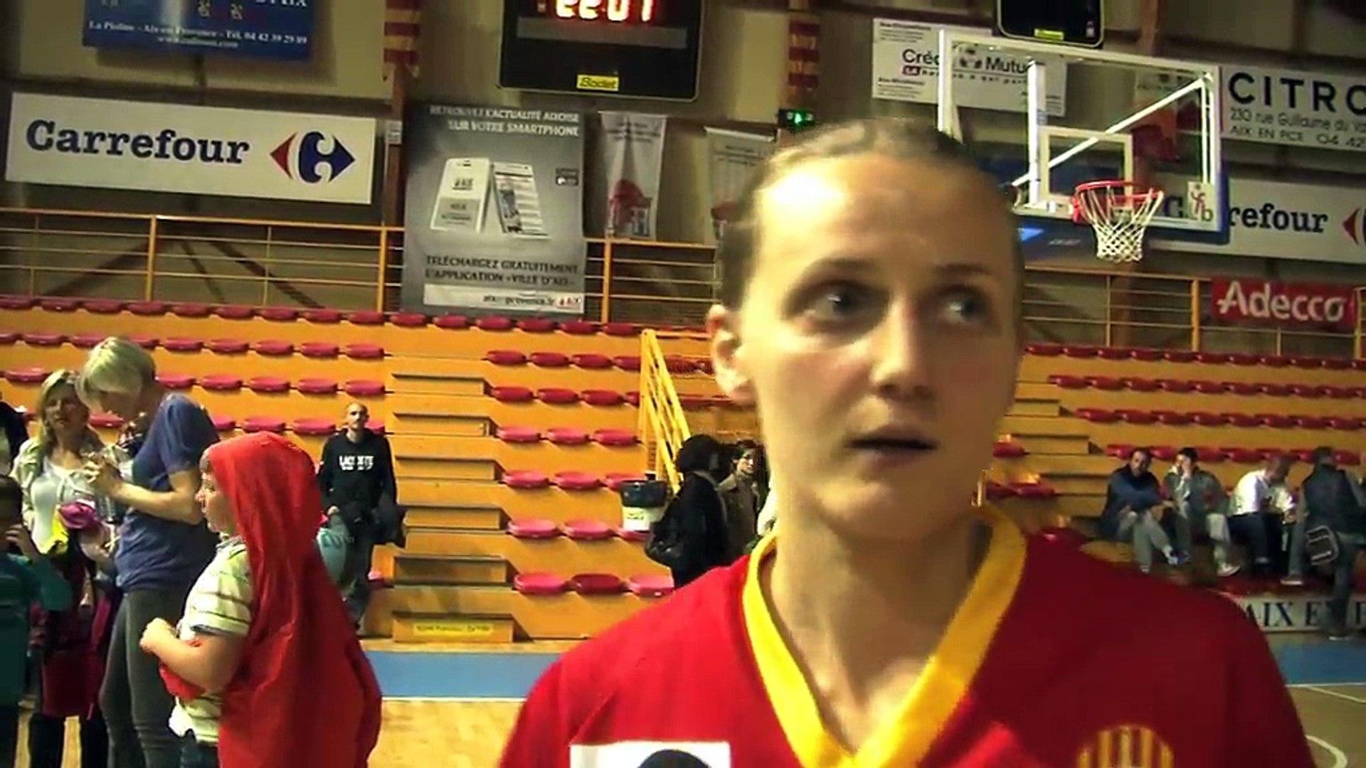 Sylvie Gruszczynski, PAB 13
