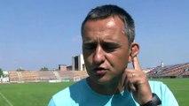 Jean-Luc Vannuchi évoque le stage de début saison à Aix en Provence