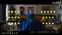LADY MACBETH Trailer German Deutsch (2017) HD