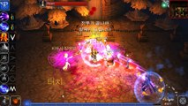 "[MOBLIE] ETERNIUM ---  ""MAGE"" PLAY  KILL!!  KILL!!  KILL!!"