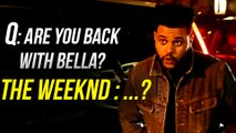 The Weeknd Talks About Dating Bella Hadid after Breakup With Selena Gomez Because Of Justin Bieber