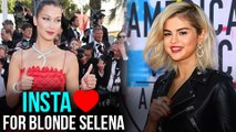 Bella Hadid 'LIKES' Selena Gomez On Instagram After Both Dated The Weeknd