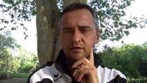 Jean-Luc Vannuchi, un entraîneur déçu du comportement de sa formation