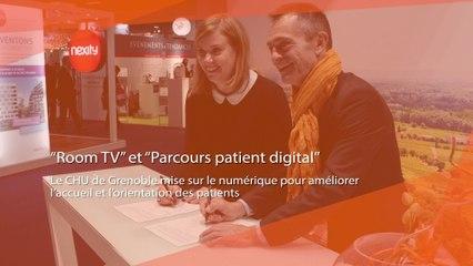 Numérique : le CHU de Grenoble améliore la prise en charge de ses patients