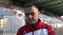L'avant match FC Martigues / Tarbes