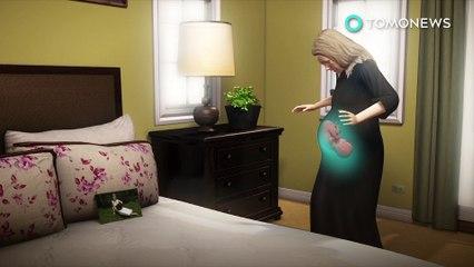 Bebé mortinato: Mujer que posó con 20,000 abejas en sus fotos de maternidad pierde a su bebé - TomoNews