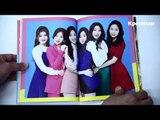 "[Unboxing] Favorite (페이버릿) 1st Mini Album ""My Favorite - Party Time"" Signed Album Unboxing"