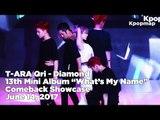 "T-ARA ""What's My Name?"" Qri - Diamond (티아라 큐리 - 다이아몬드) (T ARA Fancam, T ARA Live, T ARA Qri Solo)"