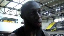 Le nouveau pivot de Provence Basket Sambou Traoré parle de Limoges
