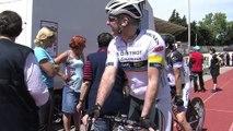Les Master 2015 de Provence sur la piste du vélodrome de Port de Bouc (images F Munos)