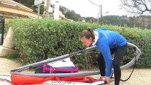 Un championnat de Wind Surf ce week-end à Carry le Rouet