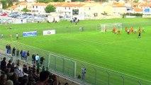 Les quatre buts de la rencontre Séte-FC Martigues samedi soir