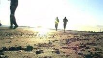 Les Fosséens ont eu droit aujourd'hui à un décrassage à la place du Cavaou à Fos-sur-Mer