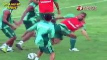 Peleas En Entrenamientos De Fútbol ● Craziest Fights In Training