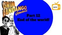 Grim Fandango Remastered-Part 12-It's the Edge of the world