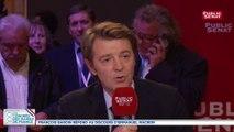 Congrès des maires: « Est-ce que le président de la République a répondu à  toutes les questions ? La réponse est non » tranche François Baroin