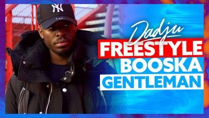 Dadju I Freestyle Booska'Gentleman
