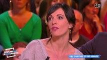 Géraldine Maillet défend Cauet et Cécile de Ménibus
