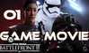 STAR WARS: BATTLEFRONT 2 I Game Movie DEUTSCH I ALL CUTSCENES I Part 01