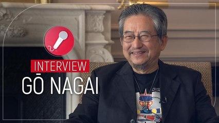 Mazinger Z : Rencontre avec Go Nagai, le père de Goldorak (INTERVIEW VIDÉO)