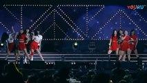 饭拍韩国女团热舞现场, 很受欢迎的一首歌!_高清(00h01m26s-00h01m28s)