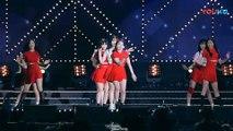 饭拍韩国女团热舞现场, 很受欢迎的一首歌!_高清(00h01m36s-00h01m38s)