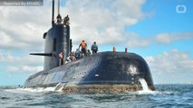 Officials Say Sound Detected In Search For Argentine Sub May Have Been An Explosion