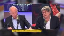"""Essoufflement de la mobilisation contre les ordonnances : """"c'est beaucoup de défaites pour les Français"""", dit Éric Coquerel"""