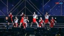 饭拍韩国女团热舞现场, 很受欢迎的一首歌!_高清(00h03m11s-00h03m13s)