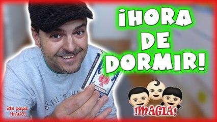HORA DE DORMIR   CARTOMAGIA   TRUCOS DE MAGIA   SKETCH   Is Family Friendly