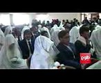 37 Couples Tie the Knot in Mass Bamiyan Wedding