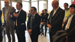 Le maire Alain Hunault soutient les grévistes de l'hôpital 2/2