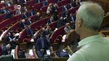 Ukraine urges the European Union to send a clear signal   DW English