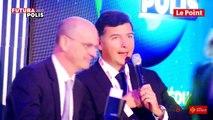 Jean-Michel Blanquer, ministre de l'Éducation nationale, est l'invité de Sébastien Le Fol à Futurapolis