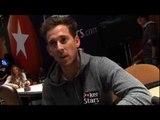 EPT 6 London Day 2 Talksport Radio's Matt Wilson Pokerstars.com