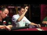 WCP III - Loftus Vs Diks Pokerstars.com