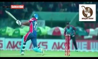 BPL - Shahid Afridi Destructive batting in BPL -- Afridi Huges Sixes and Fours in BPL - YouTube