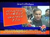 Kahan Nawaz Sharif Aur Kahan Nasha Karnay Wala Imran Khan...Abid Sher Ali Comparing Nawaz Sharif And Imran Khan