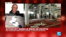 Attentat dans le Sinaï : l''analyse de Gérard Chaliand, expert en géostratégie