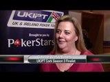 UKIPT Edinburgh: Deborah Worley-Roberts shares her UKIPT experiences | PokerStars.com