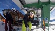 CRAZY JOKER - Fun Superhero Movie in Real Life! | Funny Sport | Funny Football | Funny Tennis