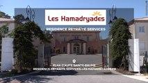 Résidence Retraite Les Hamadryades à Plan d'Aups Sainte Baume (83)
