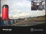 Formule 1: en voiture avec Lewis Hamilton